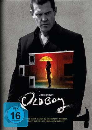 Oldboy (2013) (Cover Grau, Limited Edition, Mediabook)