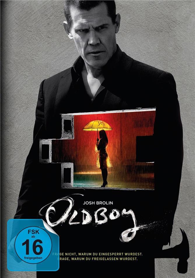 Oldboy (2013) (Cover Grau, Limited Edition, Mediabook)
