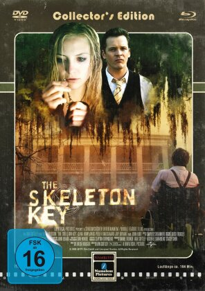 The Skeleton Key (2005) (Cover Haus, Collector's Edition, Limited Edition, Mediabook)