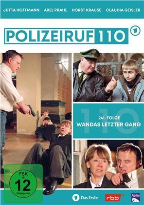 Polizeiruf 110 - Wandas letzter Gang (Folge 241)