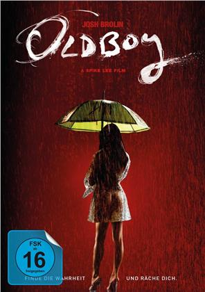 Oldboy (2013) (Cover Rot, Limited Edition, Mediabook)