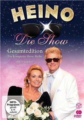 Heino - Die Show - Die komplette Show-Reihe - Alle 4 Ausgaben (2 DVDs)