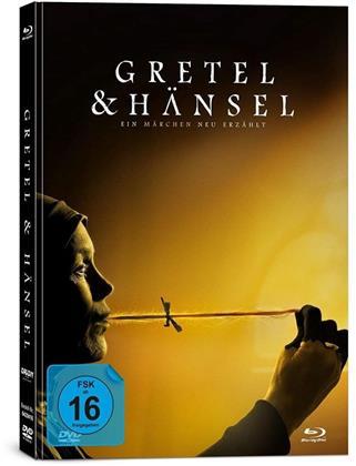 Gretel & Hänsel - Ein Märchen neu erzählt (2020) (Limited Edition, Mediabook, Blu-ray + DVD)