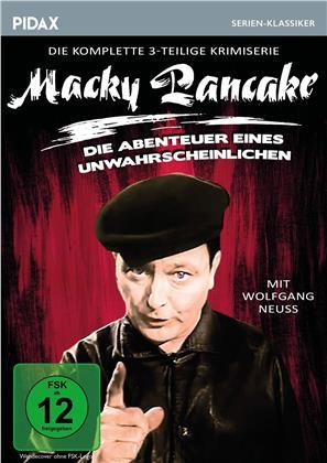 Macky Pancake - Die Abenteuer eines Unwahrscheinlichen - Die komplette 3-teilige Krimiserie (1961) (Pidax Serien-Klassiker)