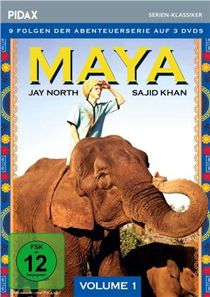Maya - Vol. 1 - Die ersten 9 Folgen der Kult-Abenteuerserie (Pidax Serien-Klassiker, 3 DVDs)