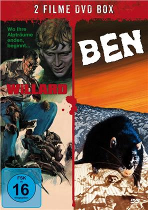 Willard (1971) / Ben (1972) (2 DVDs)