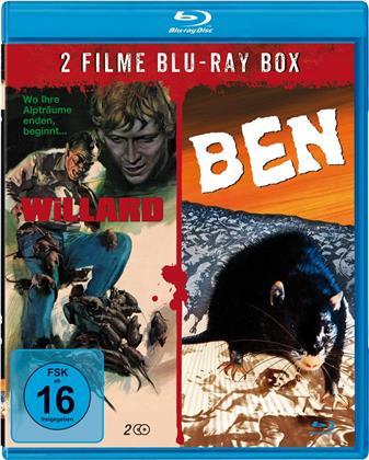 Willard (1971) / Ben (1972) (2 Blu-rays)