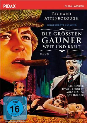 Die grössten Gauner weit und breit - Loot (1970) (Pidax Film-Klassiker)