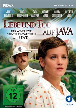 Liebe und Tod auf Java - Der komplette Abenteuer-Zweiteiler (Pidax Serien-Klassiker, 2 DVDs)