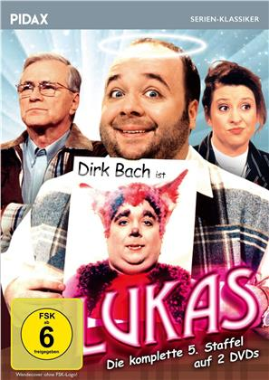 Lukas - Staffel 5 (Pidax Serien-Klassiker, 2 DVDs)