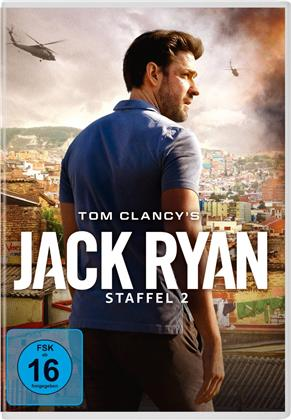 Jack Ryan - Staffel 2 (3 DVDs)