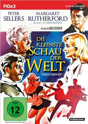 Die kleinste Schau der Welt (1957) (Pidax Film-Klassiker)