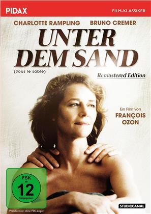 Unter dem Sand - Sous le sable (2000) (Pidax Film-Klassiker)