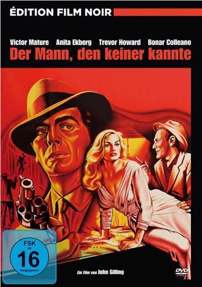 Der Mann, den keiner kannte (1957) (Édition Film Noir)