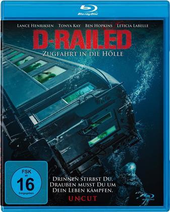 D-Railed - Zugfahrt in die Hölle (2018) (Uncut)