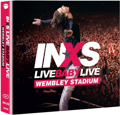 INXS - Live Baby Live (+ CD)