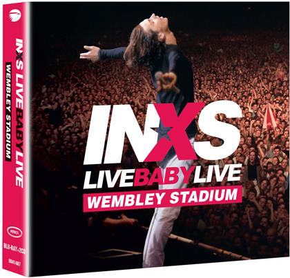INXS - Live Baby Live (+ 2 CDs)