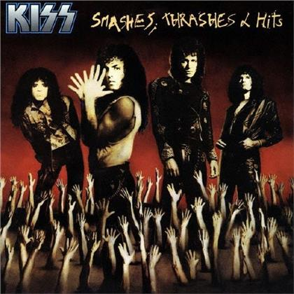 Kiss - Smashes, Thrashes & Hits (2020 Reissue, Mini LP Sleeve, HQCD REMASTER, Japan Edition, Limited Edition)