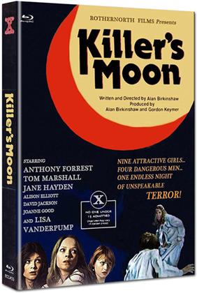 Killer's Moon (1978) (Eurocult Collection, Cover C, Limited Edition, Mediabook, Blu-ray + DVD)