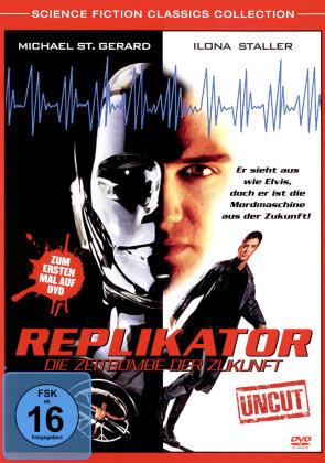 Replikator - Die Zeitbombe der Zukunft (1994) (Uncut)