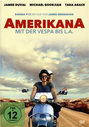 Amerikana - Mit der Vespa bis L.A. (2001)