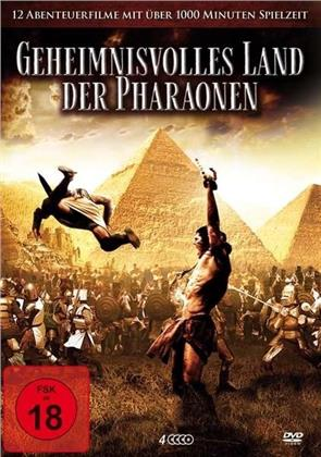 Geheimnisvolles Land der Pharaonen - 12 Abenteuerfilme (4 DVD)