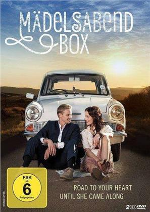 Mädelsabend Box - Road to your Heart / Until she came along (2 DVDs)