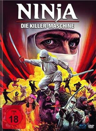 Ninja - Die Killer-Maschine (1981) (Limited Edition, Mediabook, Blu-ray + DVD)
