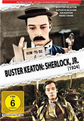 Sherlock, Jr. - Buster Keaton (1924) (Uncut)