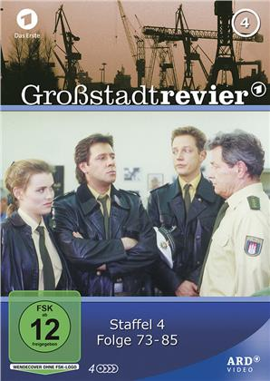 Grossstadtrevier - Box 4 (4 DVDs)