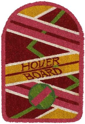 Back to the Future: Hoverboard - Door Mat