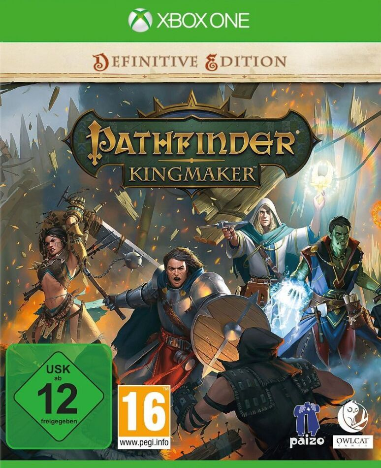 Pathfinder - Kingmaker (Definitive Edition)
