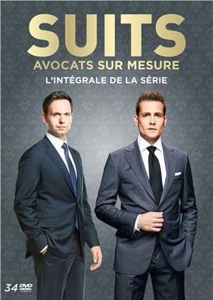Suits - Saisons 1-9 (34 DVDs)