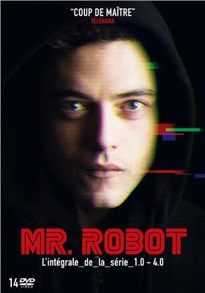 Mr. Robot - Saisons 1-4 (14 DVDs)