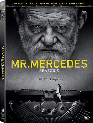 Mr. Mercedes - Season 3 (3 DVDs)