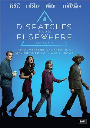 Dispatches From Elsewhere - Season 1 (3 DVDs)