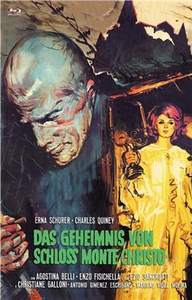 Das Geheimnis von Schloss Monte Christo (1970) (Grosse Hartbox, Cover B, Limited Edition)