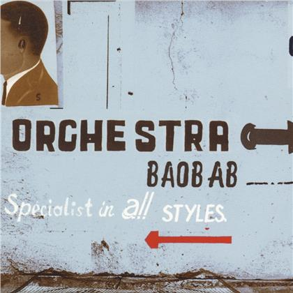 Orchestra Baobab - Specialist In All Styles (2020 Reissue, World Circuit, 2 LPs)