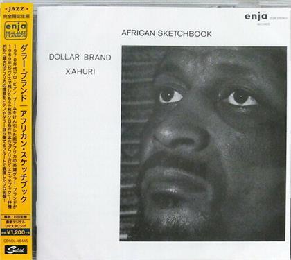 Dollar Brand - American Sketchbook (Japan Edition, Remastered)