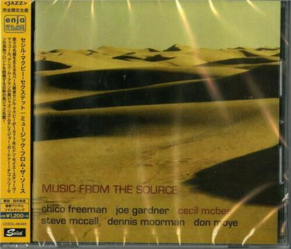 Cecil McBee Sextet - Music From Source (Japan Edition, Remastered)