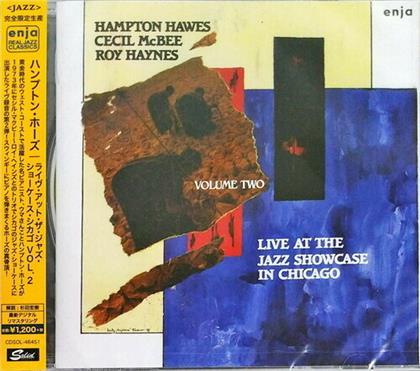 Hampton Hawes - Live At Jazz Showcase Chicago Vol. 2 (Japan Edition, Remastered)