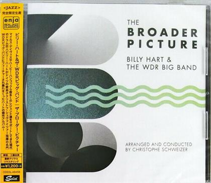 Billy Hart & WDR Big Band - Brorder Picture (Japan Edition, Remastered)