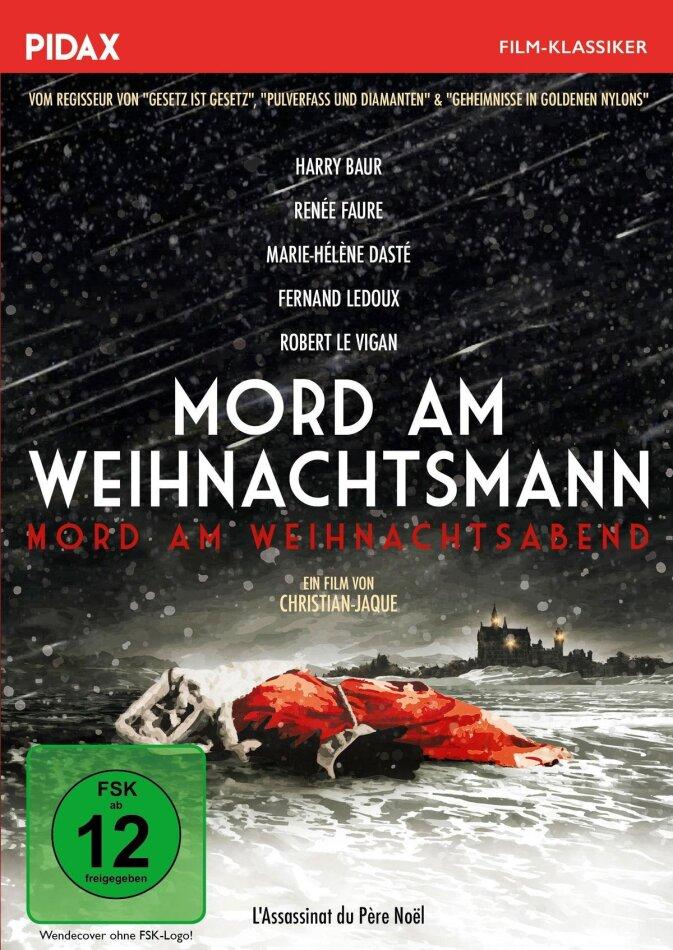 Mord am Weihnachtsmann - Mord am Weihnachtsabend (1941) (Pidax Film-Klassiker, s/w)