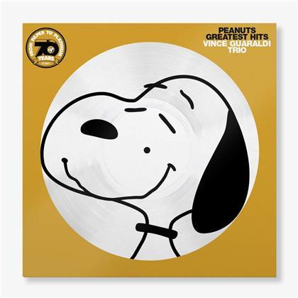 Vince Guaraldi - Peanuts Greatest Hits (2020 Reissue, Craft Recordings, Picture Disc, LP)