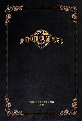 United Through Music Tomorrowland 2020 (Mediabook)