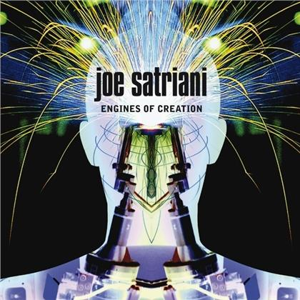 Joe Satriani - Engines Of Creation (2020 Reissue, Music On CD)