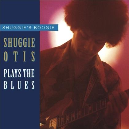 Shuggie Otis - Shuggie's Boogie: Shuggie Otis Plays The Blues (2020 Reissue, Music On CD)