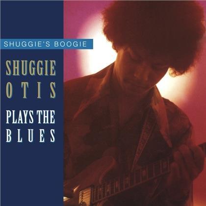 Shuggie Otis - Shuggie's Boogie: Shuggie Otis Plays The Blues (2020 Reissue, Music On CD)
