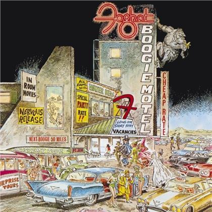 Foghat - Boogie Motel (2020 Reissue, Music On CD)