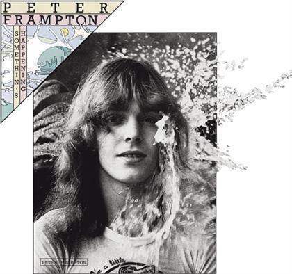 Peter Frampton - Somethin's Happening (Music On CD, 2020 Reissue)
